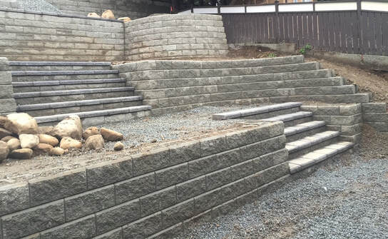 Retaining Wall Contractor North Vancouver